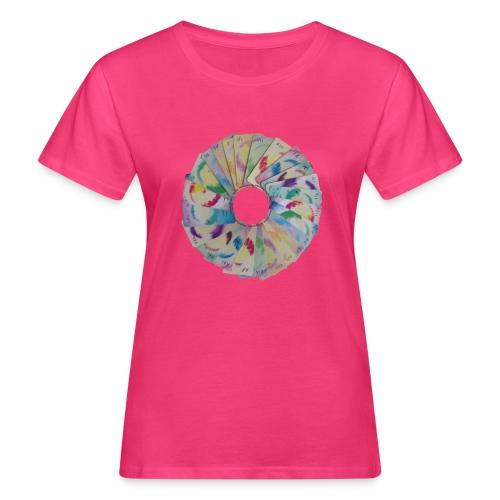 Carte GIOCO RISONANZA MULTIFUNZIONALE - T-shirt ecologica da donna