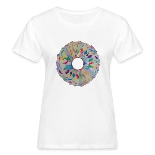 Carte GIOCO DELLA RISONANZA MULTIFUNZIONALE - T-shirt ecologica da donna