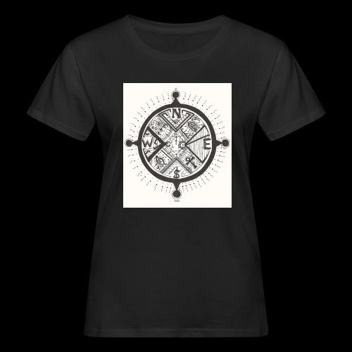 La Maison Des Mains Angel Cove - Women's Organic T-Shirt