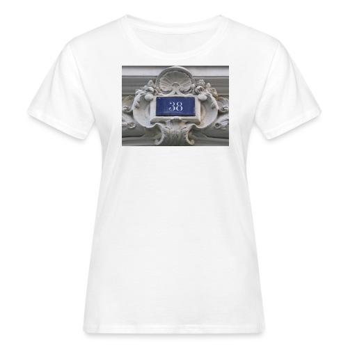 Karl Marx - Frauen Bio-T-Shirt