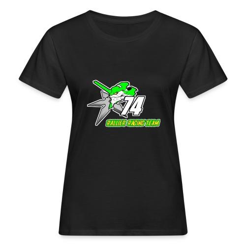 Rallier Racing Team - T-shirt bio Femme