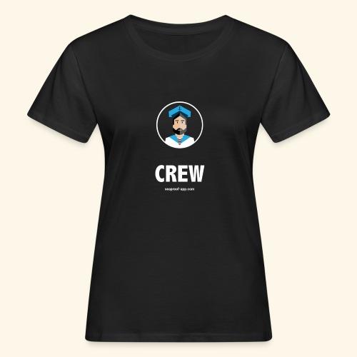 SeaProof Crew - Frauen Bio-T-Shirt