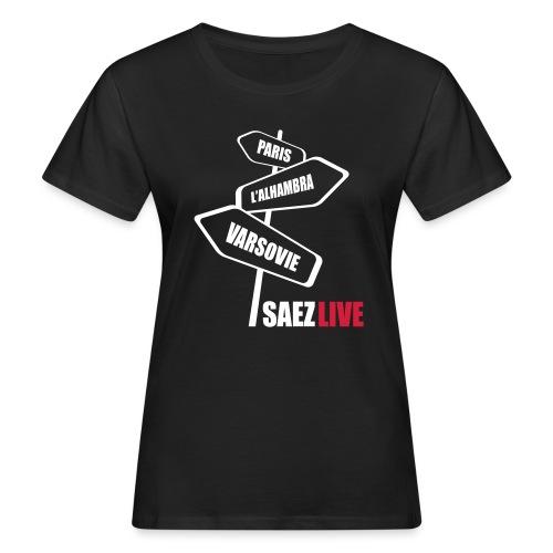 Varsovie (version light, par parek) - T-shirt bio Femme