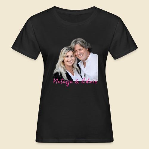 Natasja & Edwin - Vrouwen Bio-T-shirt