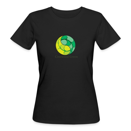 Cinewood Green - Women's Organic T-Shirt