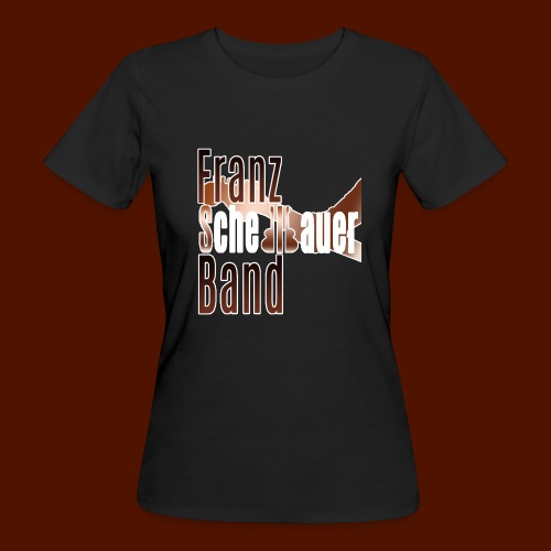 FSB logo brown - Women's Organic T-Shirt