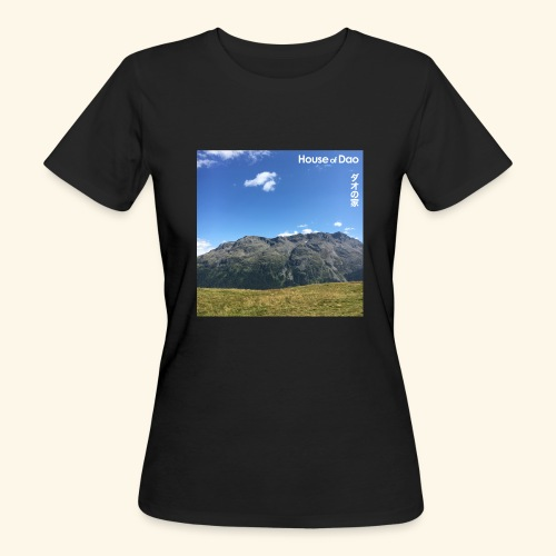 House of Dao - Top of Mountain View - Frauen Bio-T-Shirt