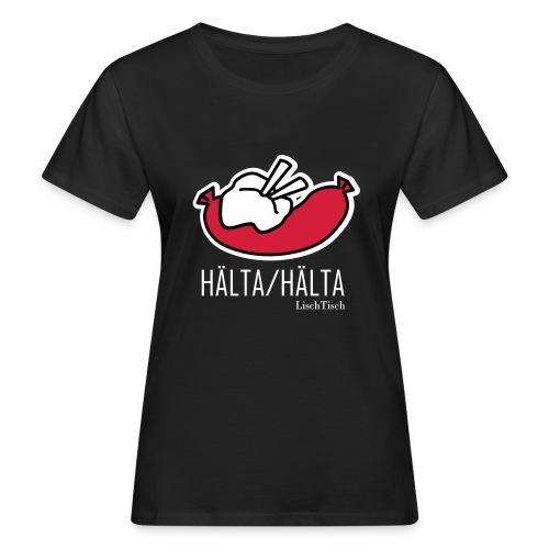 Hälta Hälta - Ekologisk T-shirt dam