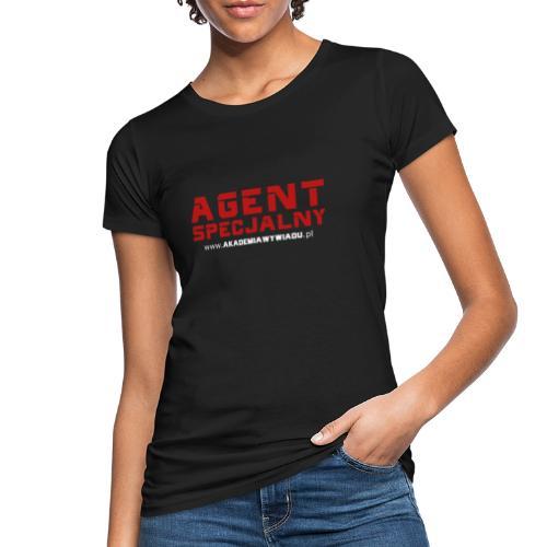 Agent Specjalny Akademia Wywiadu™ - Ekologiczna koszulka damska