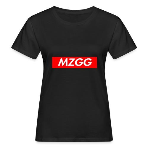 MZGG FIRST - Ekologisk T-shirt dam
