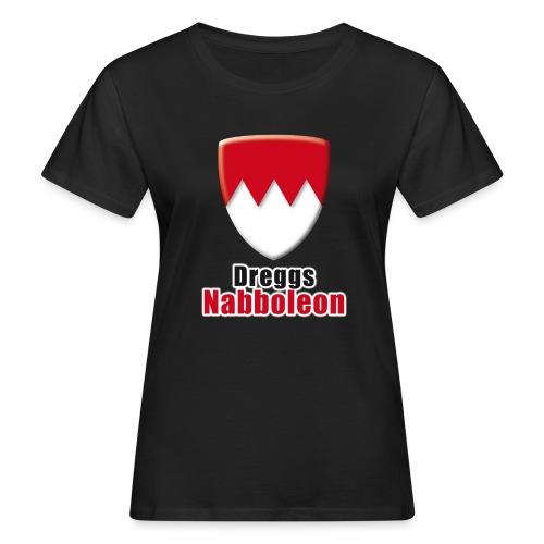 tshirt_franken_dreggsnaboleon_ohne_frank - Frauen Bio-T-Shirt