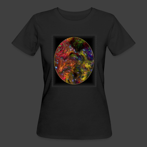 Who will arrive first - Women's Organic T-Shirt