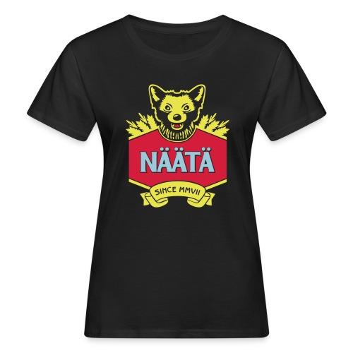 Näätä - Naisten luonnonmukainen t-paita
