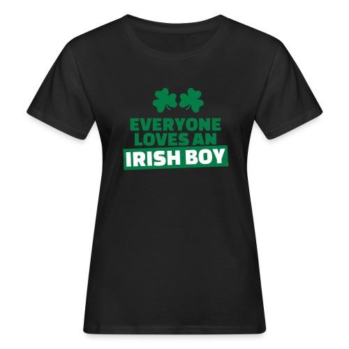 EVERYONE LOVES AN IRISH BOY - T-shirt bio Femme