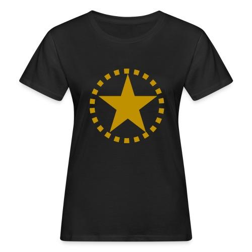 pixknapp png - Ekologisk T-shirt dam