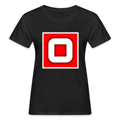 Vanlig Logo (tonåring) - Ekologisk T-shirt dam