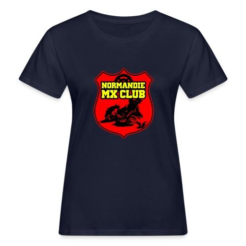 Casquette Normandie MX Club - T-shirt bio Femme