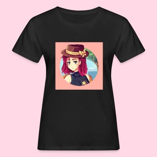 Juliette Badge - T-shirt bio Femme