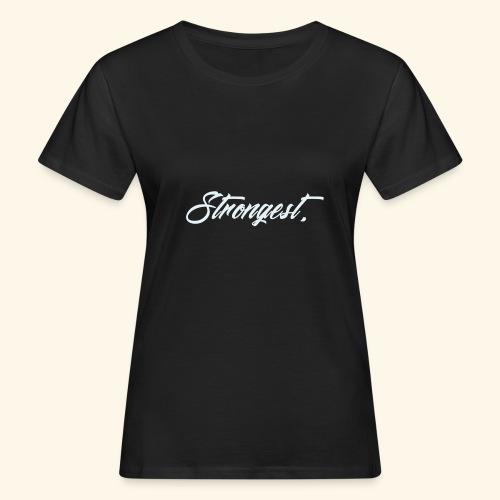 Strongest - T-shirt bio Femme