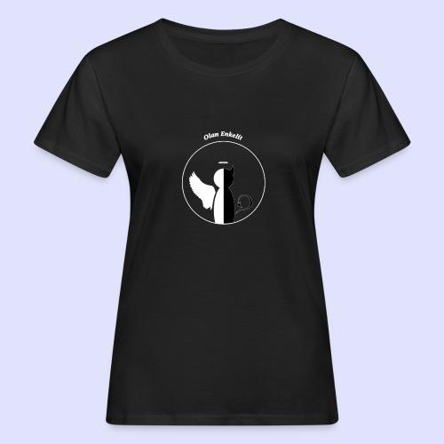 olanenkeli - Naisten luonnonmukainen t-paita