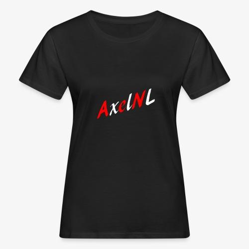 AxelNL - ROOD - Vrouwen Bio-T-shirt