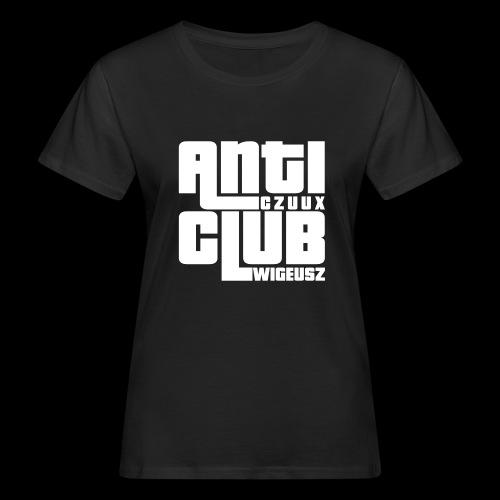 Anti Czuux Wigeusz Club - Ekologiczna koszulka damska