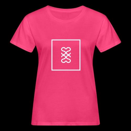 SELFISHADOWS LOGO QUADRATO rgb - T-shirt ecologica da donna