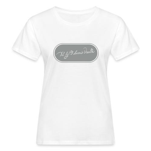 Vivaldi Signatur Ellipse - Frauen Bio-T-Shirt
