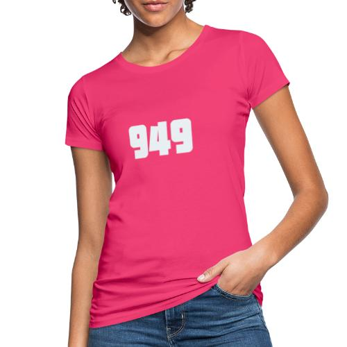 949withe - Frauen Bio-T-Shirt