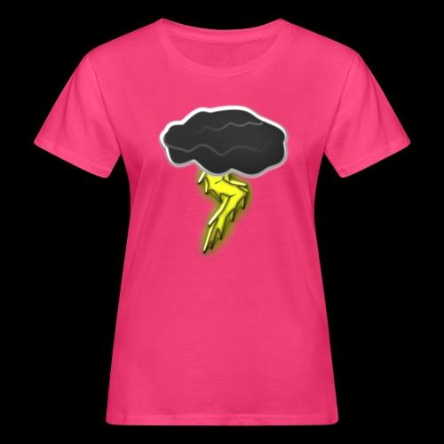 Blitzschlag - Frauen Bio-T-Shirt