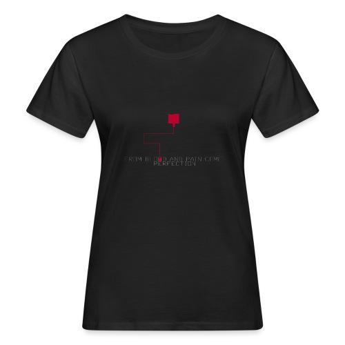 blood - Ekologisk T-shirt dam