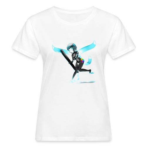 Huion Character O.C. - T-shirt ecologica da donna