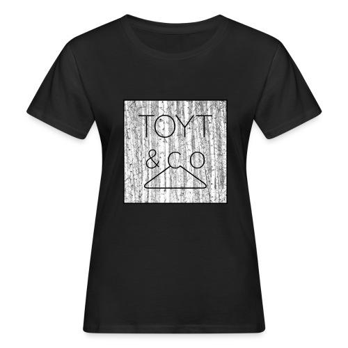 birches - Women's Organic T-Shirt