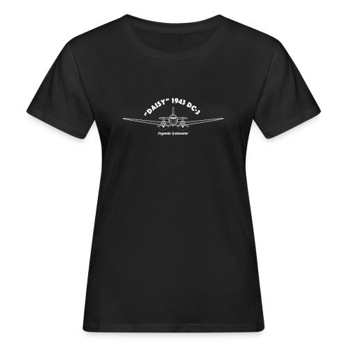 Daisy Blueprint Front 2 - Ekologisk T-shirt dam
