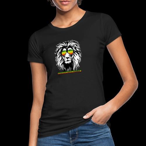 RASTA REGGAE LION - Frauen Bio-T-Shirt