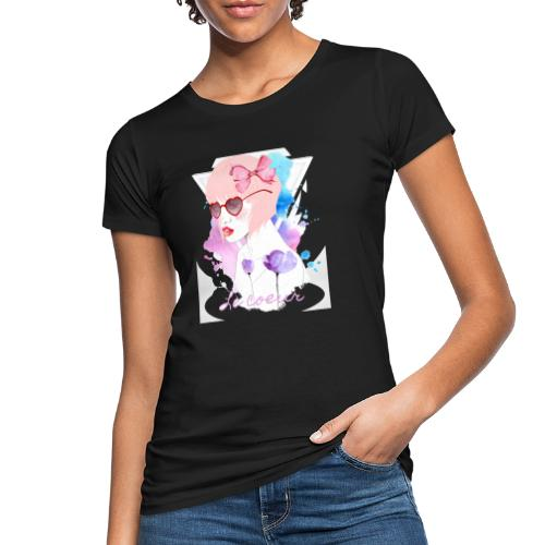 Le coeur - T-shirt bio Femme