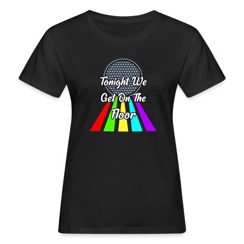 Dance Party - Frauen Bio-T-Shirt