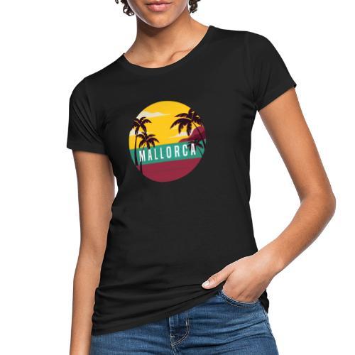 Mallorca - Frauen Bio-T-Shirt