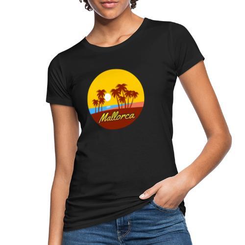 Mallorca - Als Geschenk oder Geschenkidee - Frauen Bio-T-Shirt