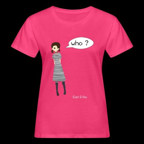 Camilla - T-shirt ecologica da donna
