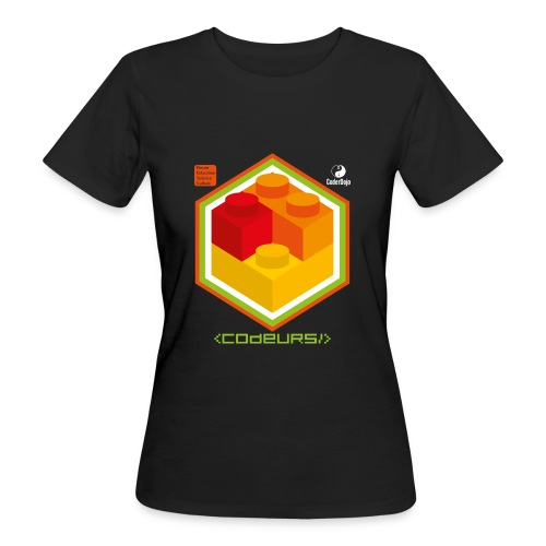 Esprit Brickodeurs - T-shirt bio Femme