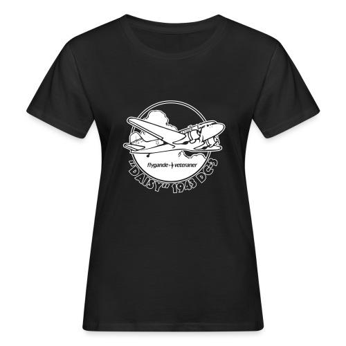 Daisy Clouds 2 - Ekologisk T-shirt dam