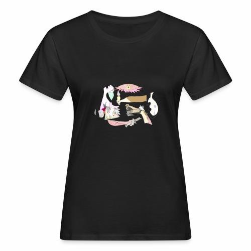 Pintular - Camiseta ecológica mujer