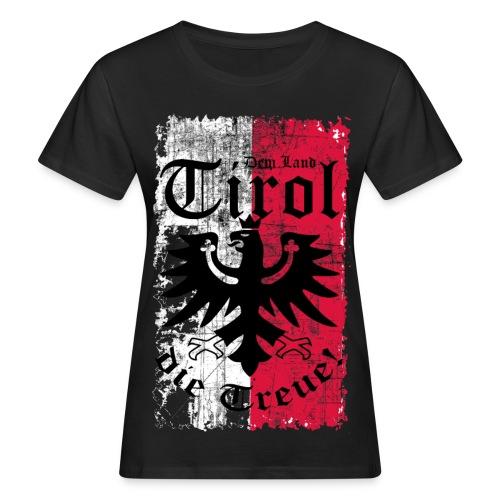Tirol - Frauen Bio-T-Shirt
