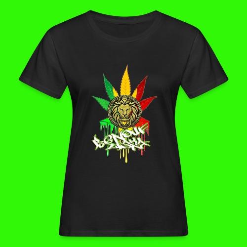 benoufAKAlion - T-shirt bio Femme