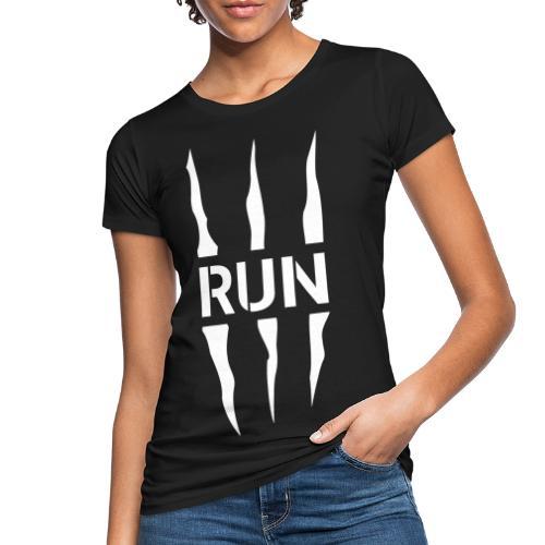 Run Scratch - T-shirt bio Femme