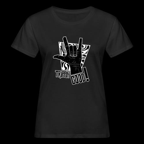 TRIPPIN GOOD 2 - T-shirt ecologica da donna