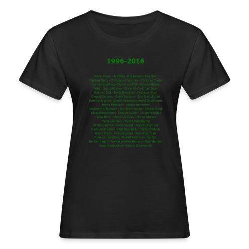 tekening4 - Vrouwen Bio-T-shirt