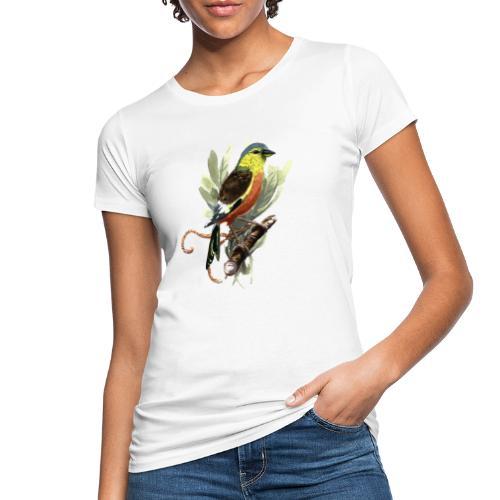 Meise - Frauen Bio-T-Shirt