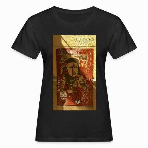 pasionaria madrid - Women's Organic T-Shirt
